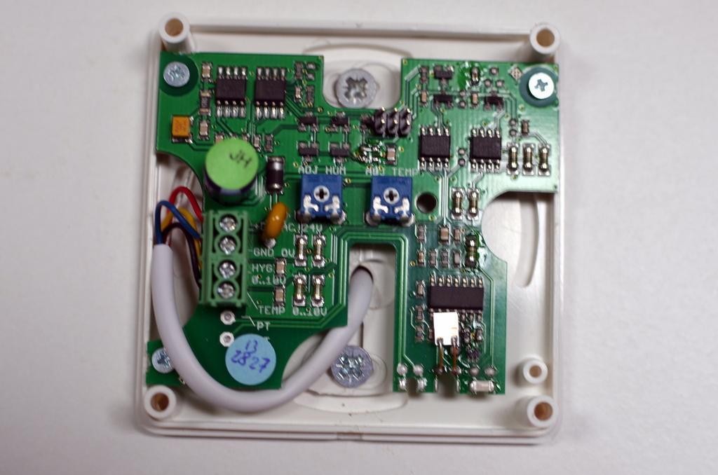 luchtvochtigheidssensor op fibaro rgbw module